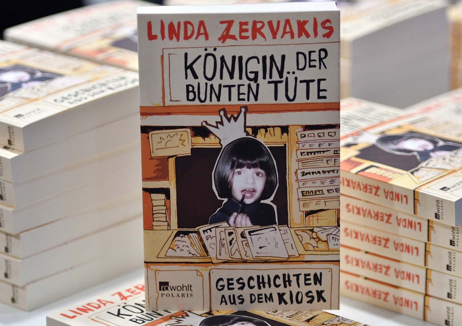 Linda Zervakis am 28. September 2018 in Daun