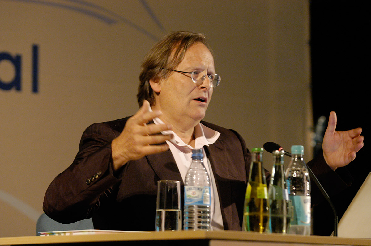 Prof. Dietrich Grönemeyer am 27. August 2010 in Daun