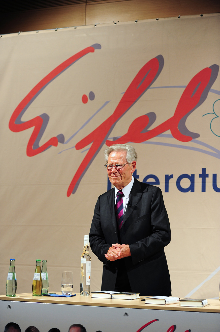 Hans Küng am 31. Mai 2012 in Bitburg