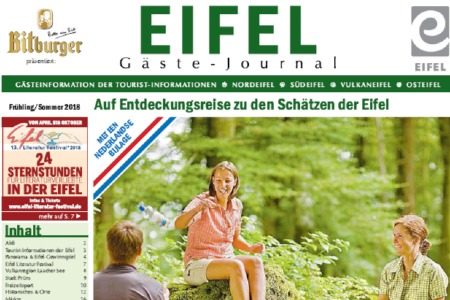 Eifel Gäste-Journal